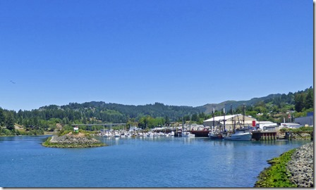 Brookings Oregon Port