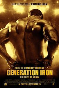 Generation Iron Poster