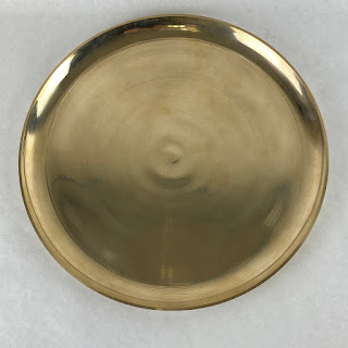 This Co. NEW Bronze Platter