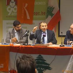 Rencontre Gebran Bassil - Février 2016