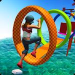 Water Park Games free: Water Stunt Man Run 2019 2.0.04