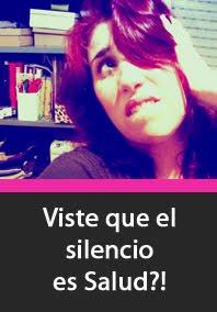 El Silencio es Salud...