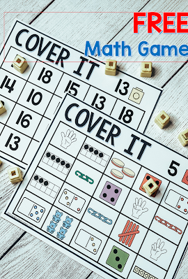 Free Math Game Number Recognition