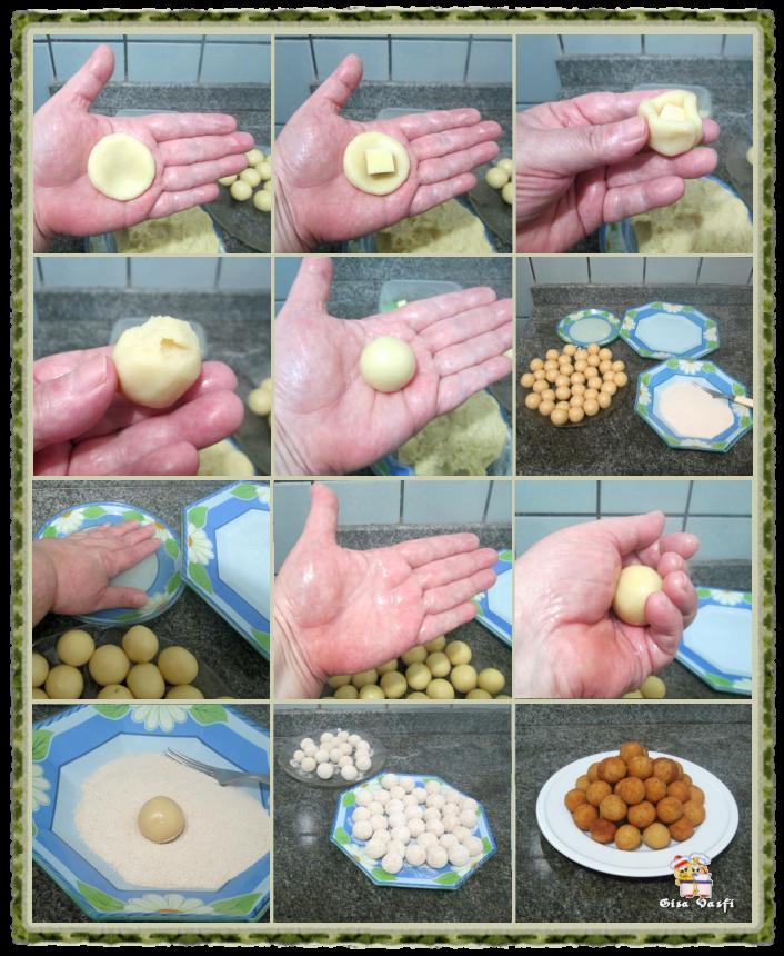 Bolinhas de queijo 4