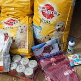 Thank you - Puppy Food Donations