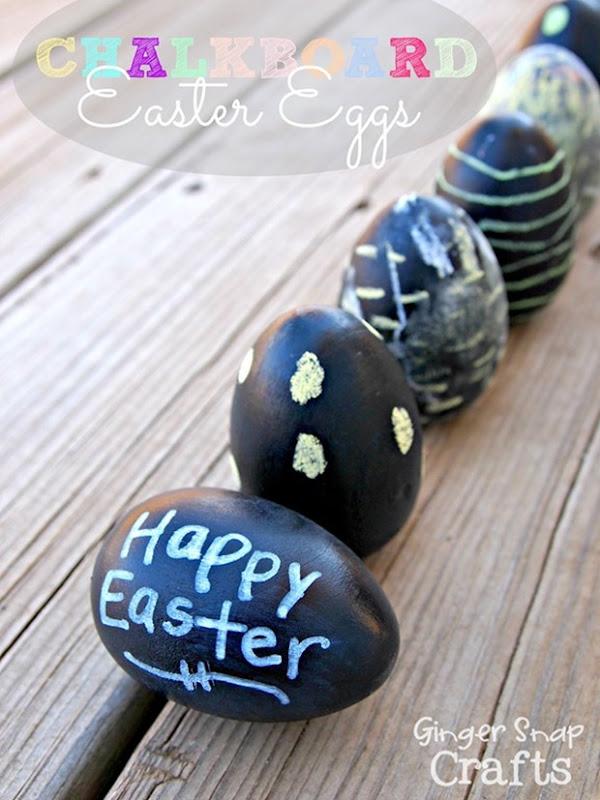Chalkboard Easter Eggs #Easter_thumb[1]