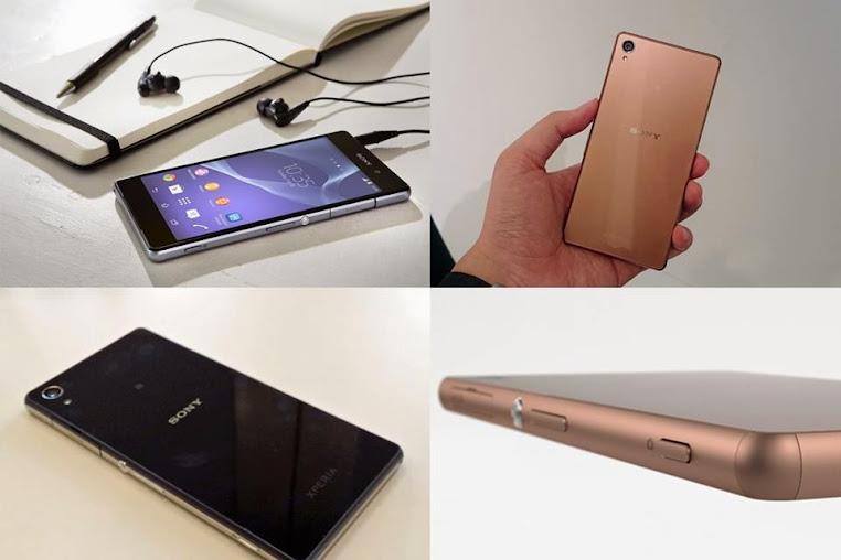 Thay nguồn Sony Xperia Z1, Z2, Z3