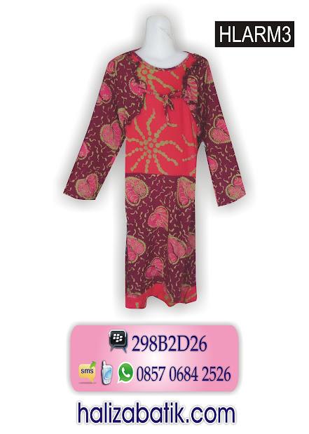baju muslim murah, model busana, baju batik murah