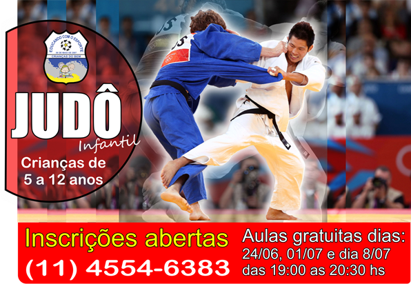 judo crianças do bem