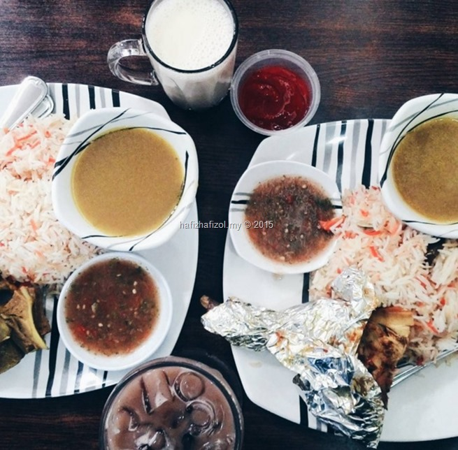 makanan arab best