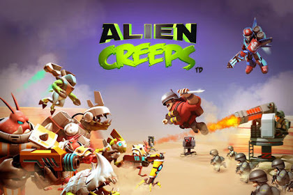 Alien Creeps TD v2.20.0 Full Apk Download