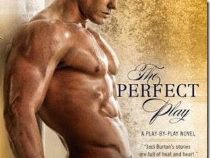 Review: The Perfect Play (Play by Play #1) by Jaci Burton