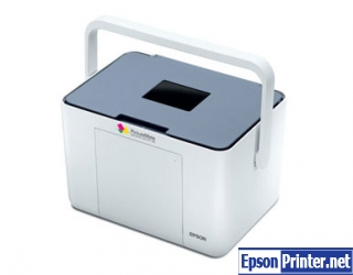 How to reset Epson PM260 printer