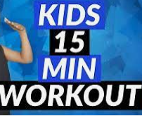 cardio workout for kids