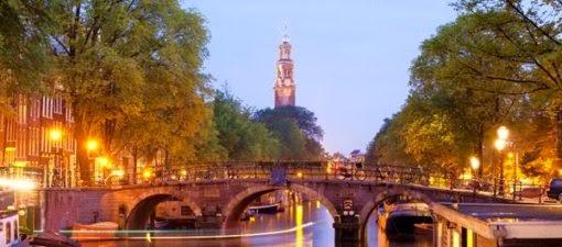 Férias em Amesterdão