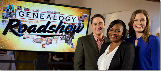 Hosts of the Genealogy Roadshow, Josh Taylor, Kenyatta Berry, and Mary Tedesco, will speak at RootsTech 2017.