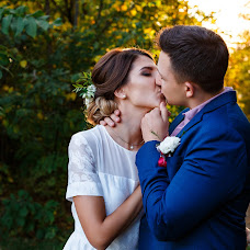 Wedding photographer Natalya Silina (nataliaru). Photo of 12.10.2017