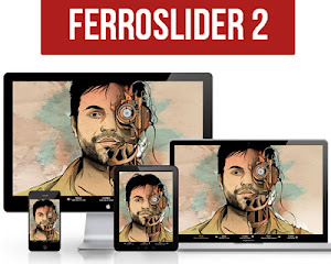 FerroSlider – Responsive and Customizable jQuery Sliding