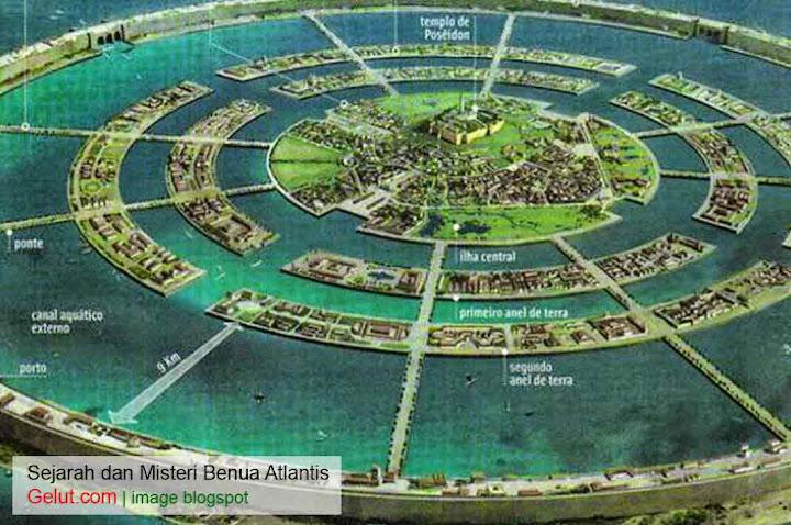 benua atlantis benua atlantis Benua Atlantis Sejarah dan Misteri Yang Tersembunyi misteri benua atlantis