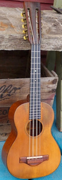 Martin made Ditson Tiple Ukulele