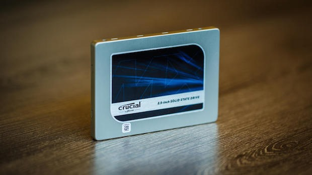 Crucial MX200 Solid State Drive