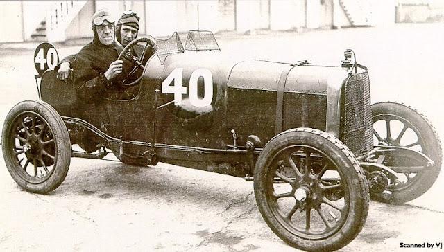 Aston Martin «Bunny», 1921 г.