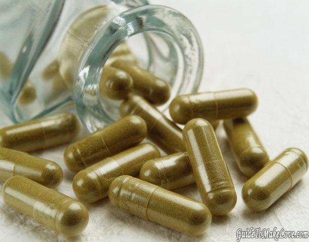 Gingko pills