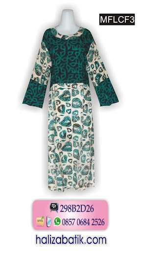 MFLCF3 Model Baju Batik, Baju Modern, Baju Batik Online, MFLCF3