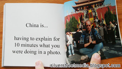 China is... a Photobook from my First Year in China