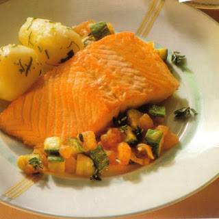 Cold Salmon Fillet Recipes