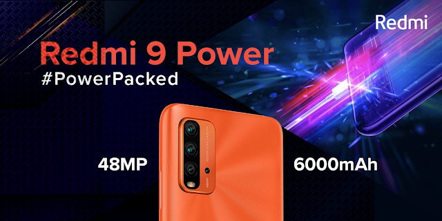 Redmi 9 Power With Snapdragon 622 SoC Launched In India, See Pricing & Specifications