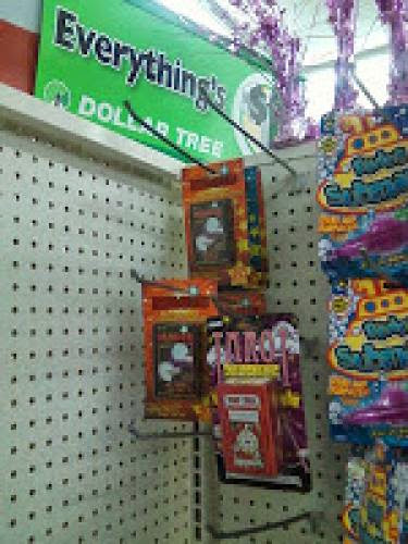 Tarot Cards At Dollar Tree