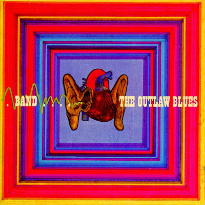 the Outlaw Blues Band ~ 1968 ~ The Outlaw Blues Band