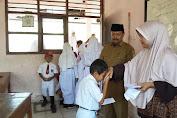 Jelang Satu Muharam 1440 H dan Hari Jadi Kabupaten Karawang ke 385,Warga Gelar Istigosah dan dan Santunan Yatim Piatu