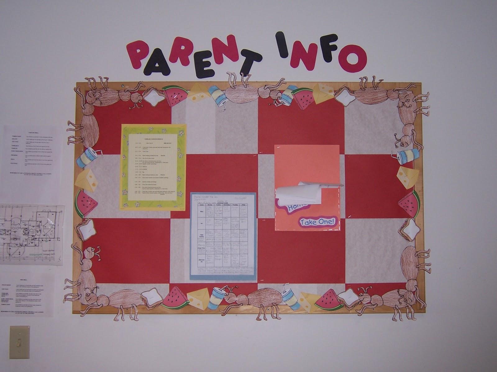 preschool parent information bulletin boards preschooldoll designs beautiful bulletin boards 662