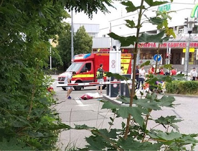 Several killed in shooting at Munich shopping mall