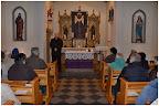 6.3. Pasečnice. V kapli sv. Františka z Assisi