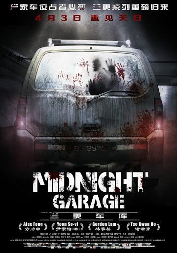 Midnight Garage - Bãi Đậu Xe Lúc Nửa Đêm