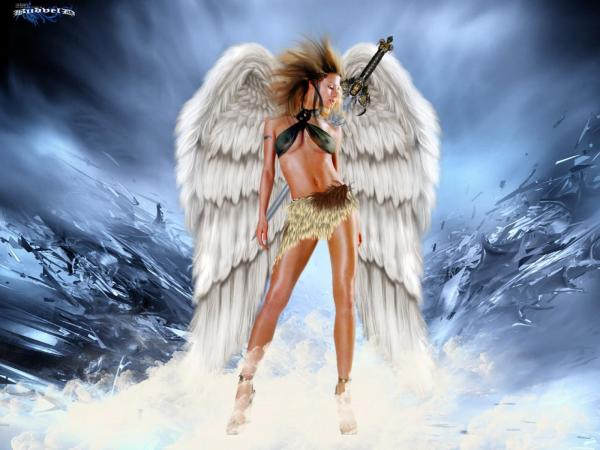 Beautiful Angel Maiden, Angels 2
