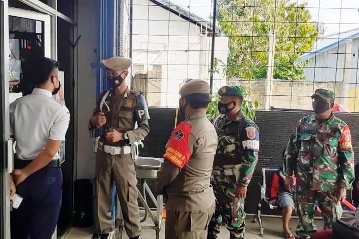TNI-Polri dan Satpol PP Kabupaten Kukar Gencar Patroli Yustisi