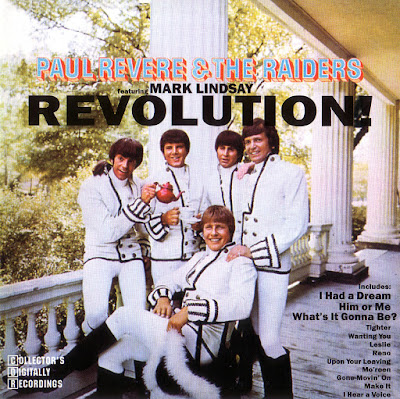 Paul Revere and The Raiders ~ 1967 ~ Revolution!