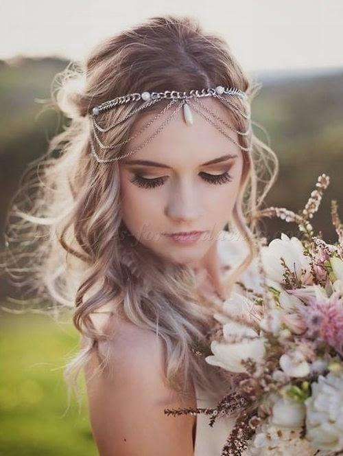 Peinados para boda estilo vintage