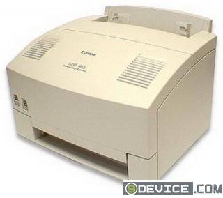 Canon LBP-465 lazer printer driver | Free download & add printer