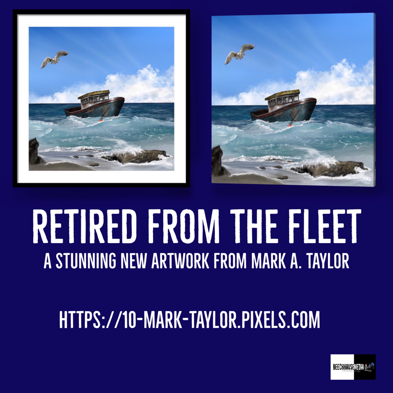 retired from the Fleet by Mark Taylor