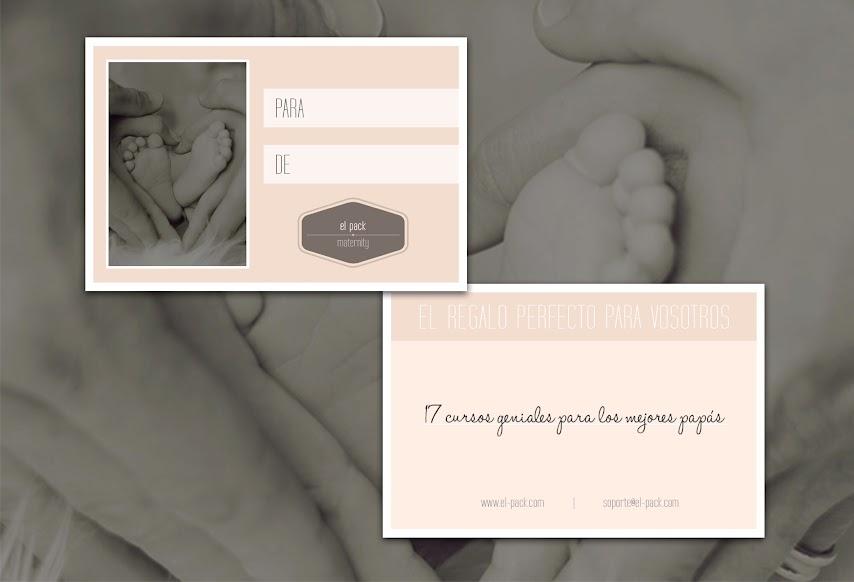 Pack Maternity cursos online crianza, educación y maternidad