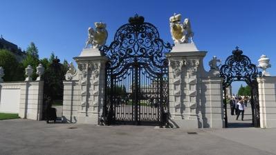 Belvedere Gates