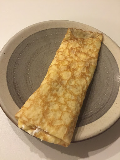 モンテール なめらかクレープミルクチーズ