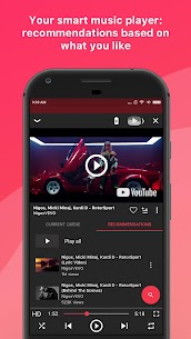 Free music for YouTube Stream v2.12.02 [Pro] APK 1