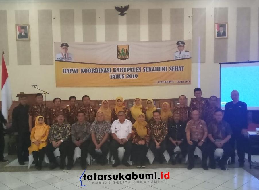 Pemkab Sukabumi dan FKSS Fokus Penuhi 7 Tatanan Program Menuju Swasti Saba Wistara
