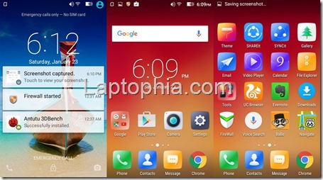 Review Lenovo A1000 Android Lollipop Murah